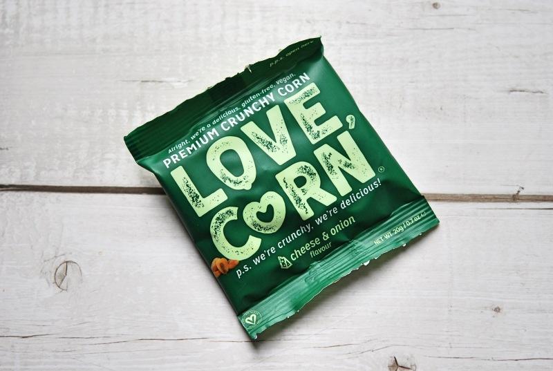 Love Corn Cheese & Onion