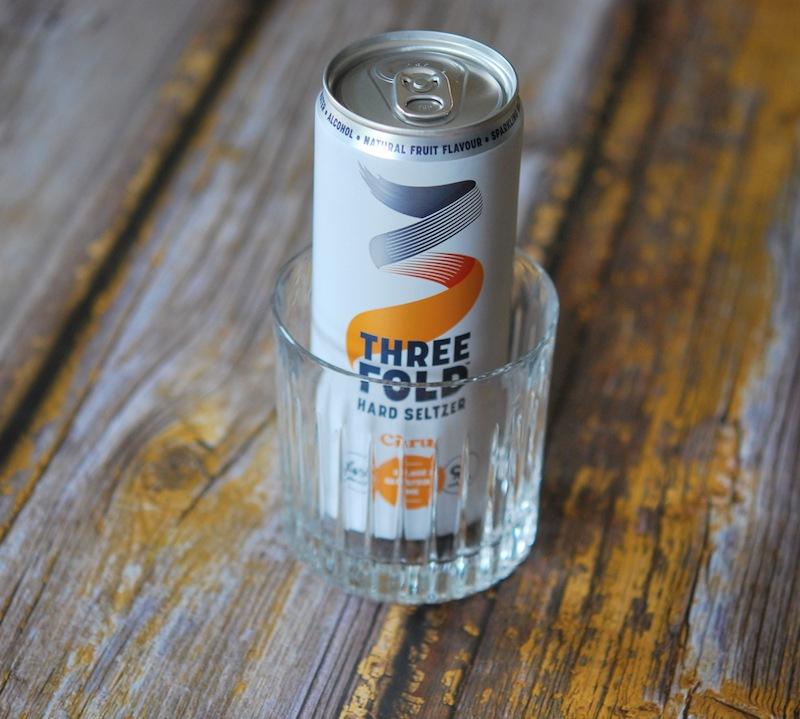 Three Fold Hard Seltzer