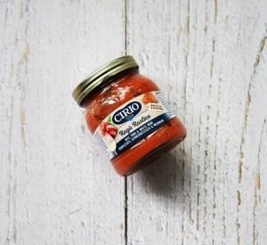 Cirio Pasta Sauce review