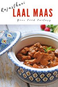 Laal Maas Recipe