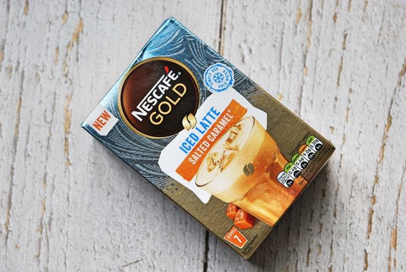 Nescafe Gold Iced Latte