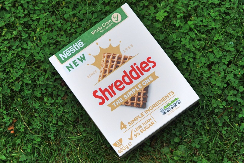 Shreddies The Simple One Review